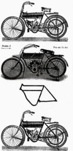Eerstemotorfietsen1911-1912